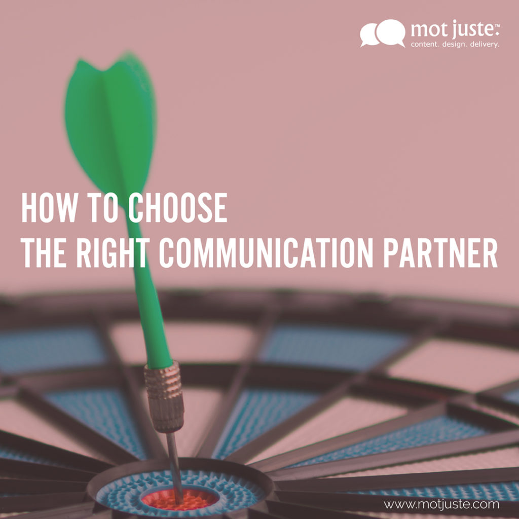 how to choose right communication partner